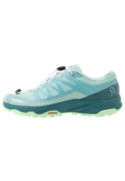 Salomon - XA DISCOVERY - Zapatillas de trail running - icy morn/hydro./patina green
