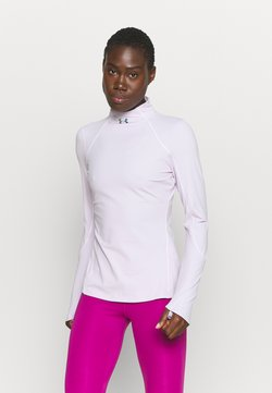 Under Armour - RUSH - Sports shirt - crystal lilac