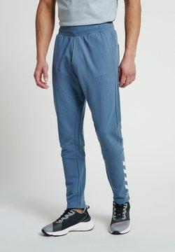 Hummel - CONNOR  - Jogginghose - china blue