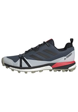 adidas Performance - TERREX SKYCHASER LT HIKING SHOES - Kletterschuh - blue