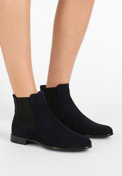 Pretty Ballerinas - CROSTINA - Boots à talons - navy