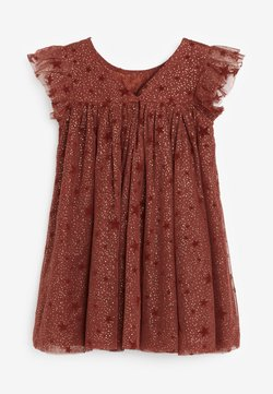Next - MESH - Freizeitkleid - brown