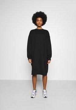 Weekday - PAYTON DRESS - Vardagsklänning - black