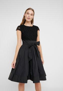 Lauren Ralph Lauren - MEMORY TAFFETA COCKTAIL DRESS - Cocktailkleid/festliches Kleid - black