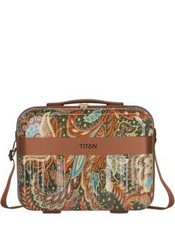 Titan - SPOTLIGHT  - Trousse - brown