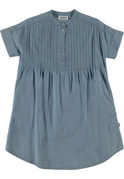 Molo - CAITLYN - Jeanskleid - summer wash indigo