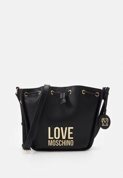 Love Moschino - Schoudertas - black