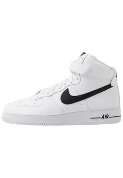 Nike Sportswear - AIR FORCE 1 '07  - Sneaker high - white/black