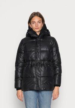 Calvin Klein - SORONAWAISTED JACKET - Winterjacke - black