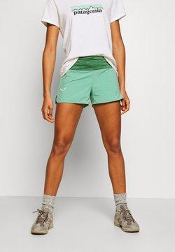 Salewa - PEDROC SHORTS - Outdoor Shorts - feldspar green