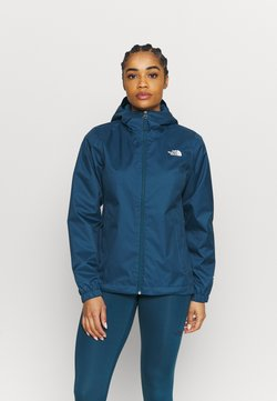 The North Face - QUEST JACKET - Hardshelljacke - monterey blue