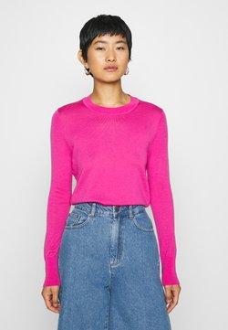 GAP - Strickpullover - bright pink neon