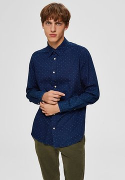 Selected Homme - Hemd - dark blue