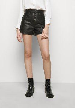 maje - IRINE - Shorts - noir