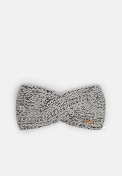 Barts - JASMIN HEADBAND - Oorwarmers - heather grey