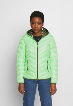 TOM TAILOR DENIM - LIGHT PADDED JACKET - Winterjacke - soft neo green