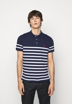 Polo Ralph Lauren - SPA - Poloshirt - newport navy/white