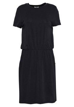Object - OBJANNIE MAXWELL DRESS  - Vestido ligero - black