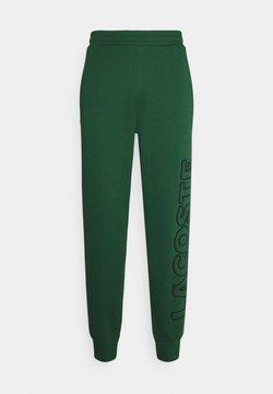 Lacoste LIVE - Jogginghose - green/black