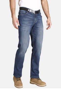Jan Vanderstorm - Straight leg jeans - blue