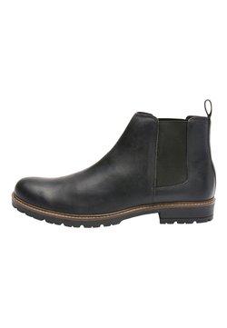 Next - BLACK CHELSEA BOOTS - Stiefelette - black