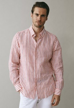 Massimo Dutti - Shirt - orange