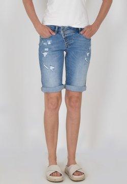 Buena Vista - Jeans Shorts - denim repair