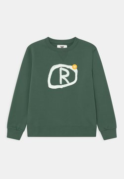 Wood Wood - ROD UNISEX - Sweater - faded green