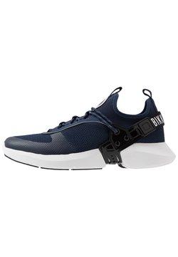 Bikkembergs - GREGG - Sneaker low - navy/black