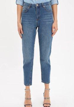 DeFacto - LINE MOM - Straight leg jeans - blue