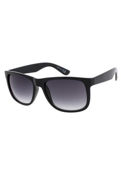 Icon Eyewear - ALPHA - Zonnebril - black / light grey