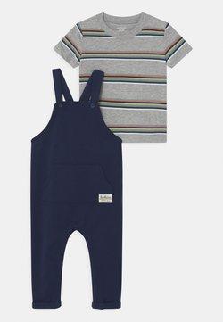 Carter's - SET - T-shirt print - dark blue