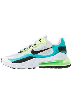 Nike Sportswear - AIR MAX 270 REACT SE - Sneakers laag - oracle aqua/black/ghost green/washed coral/white