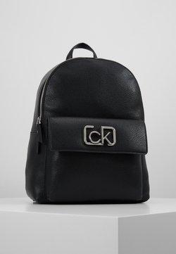 Calvin Klein - SIGNATURE BACKPACK - Reppu - black