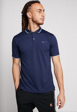 Nike Performance - DRY TEAM - Funktionsshirt - obsidian/white/white
