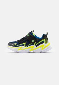 Skechers - WAVETRONIC - Sneakers laag - black