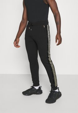 Glorious Gangsta - BARCO - Jogginghose - black/gold