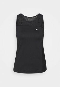Fila - MINA - Funktionsshirt - black