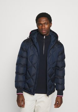 Tommy Hilfiger - TWO TONES - Winterjacke - blue