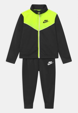 Nike Sportswear - 2-TONE ZIPPER SET - Survêtement - black