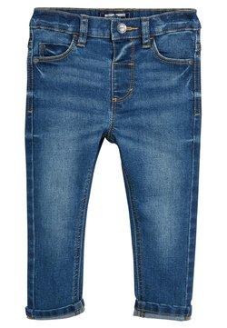 Next - Straight leg jeans - mottled blue