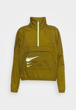 Nike Performance - RUN - Veste de running - olive flak/volt/white