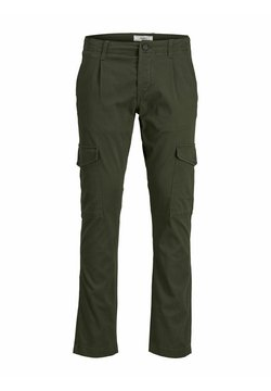 Produkt - Cargo trousers - olive night