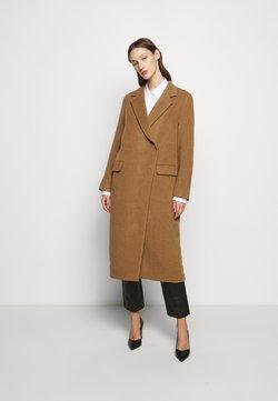 House of Dagmar - ANISSA LONG - Classic coat - camel