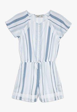 Abercrombie & Fitch - Combinaison - blue/white