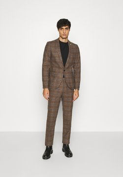 Twisted Tailor - PETTIS SUIT - Costume - brown