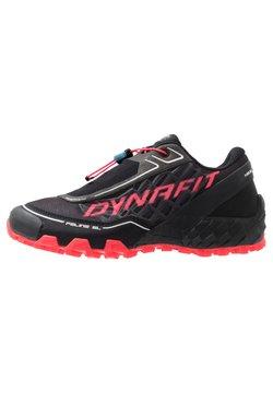 Dynafit - FELINE SL - Zapatillas de trail running - black/fluo pink