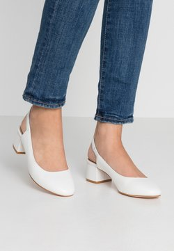 Pier One - Bridal shoes - white