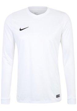 Nike Performance - Tekninen urheilupaita - white / black