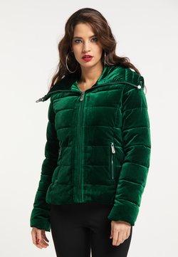 faina - Winterjacke - smaragd